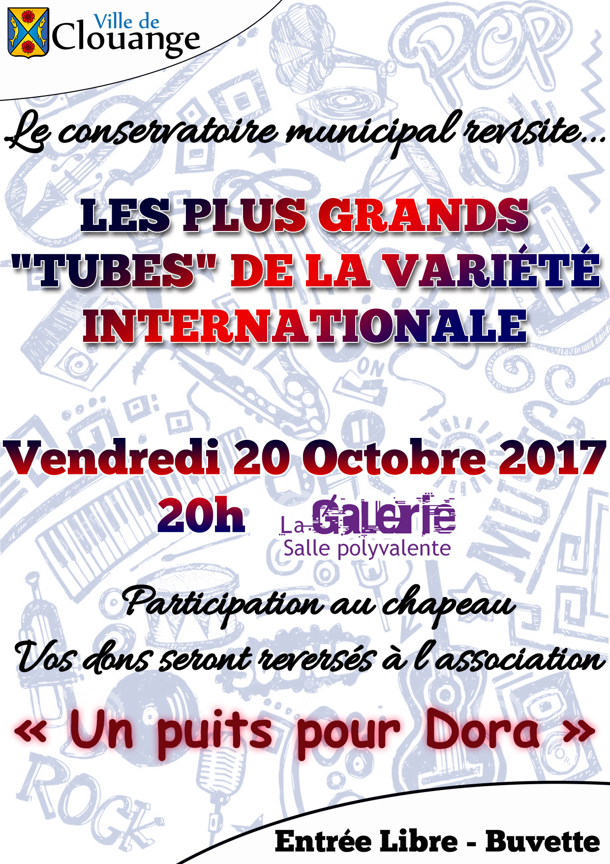 "Les plus grands ""Tubes"" de la variété internationale"