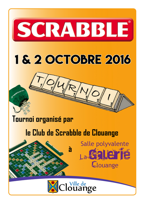 Tournoi de Scrabble